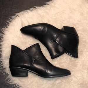 Jack Rogers leather booties